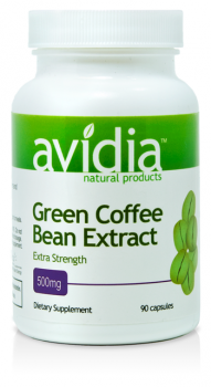 Green Coffee Bean Extract 90 Cp
